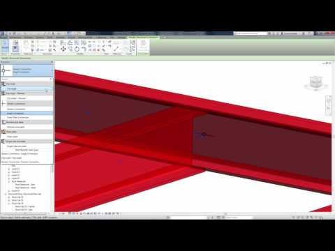 Revit 2017 - Steel Connections for Revit