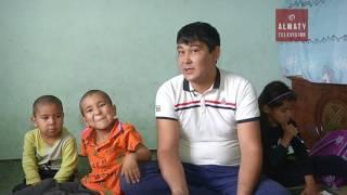 Родители тройняшек подозревают полицейского Карасайского района в коррупции (13. 01.17)