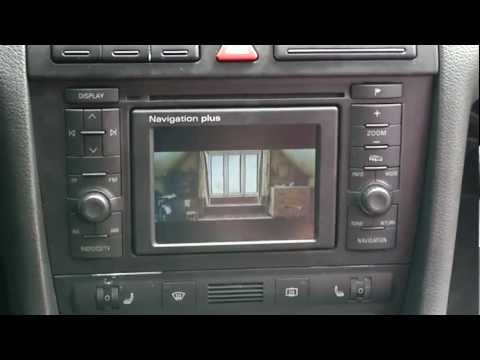 comment demonter navigation plus audi