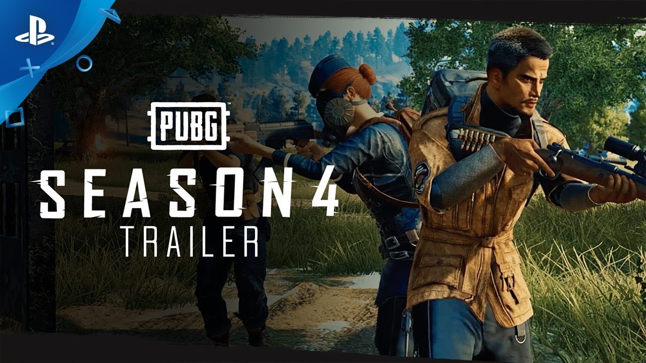 PUBG Will Have Console Cross-Play For Season 4