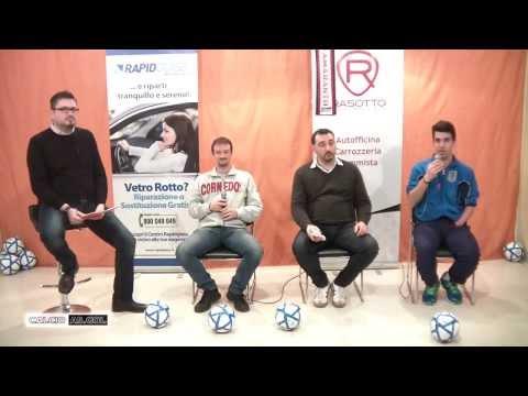 immagine di anteprima del video: calcioa5.gol - Puntata 17 del 11/02/14 - Stagione 2013/14
