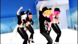 【MMD】Tipsy - Hip Hop Len