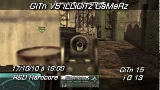 GiTn Match: R&D 17 Oct 2010 à 16h00