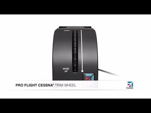 Видео № 0 из игры Saitek Pro Flight Cessna Trim Wheell