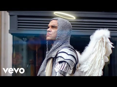 Robbie Williams - Candy video