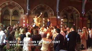 "The Horah - Traditional Jewish Wedding Dance To ""Hava Nagila"" With Live Music"