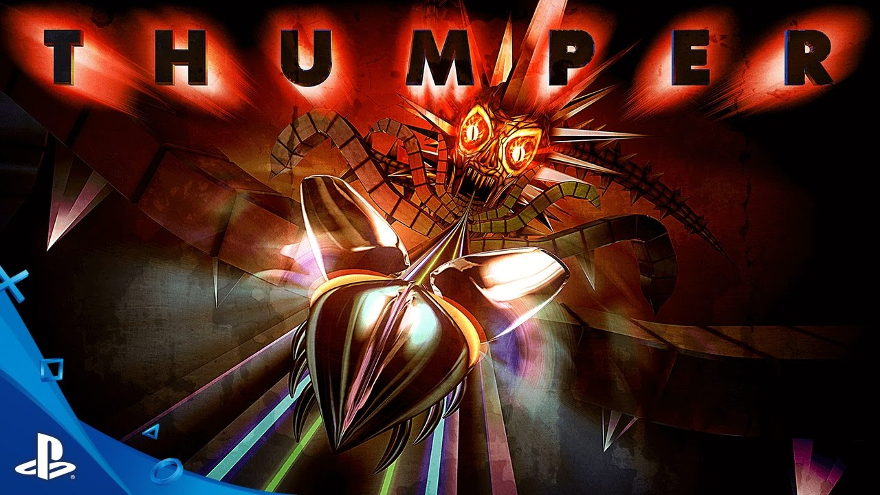 Thumper Slams Onto PS4 Today