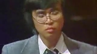 Dang Thai Son plays Chopin Prelude no. 24 - video 1980