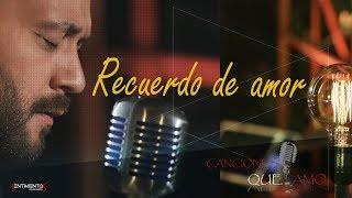 Recuerdo de amor (En Vivo) - Lucas Sugo (Video)