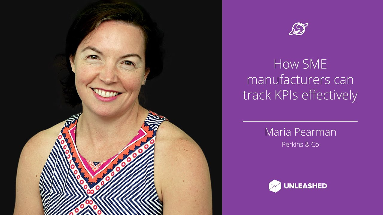 How SME manufacturers can track KPIs effectively YouTube thumbnail image