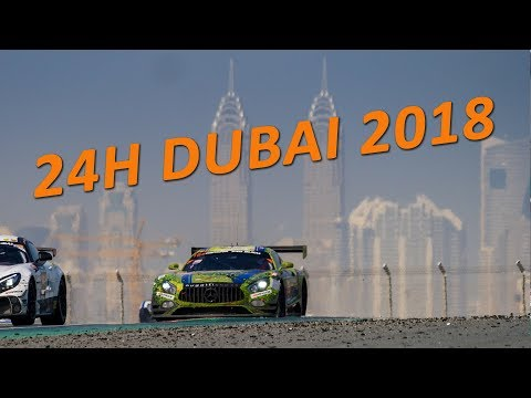 BEST OF 24H DUBAI 2018 - SPS automotive performance