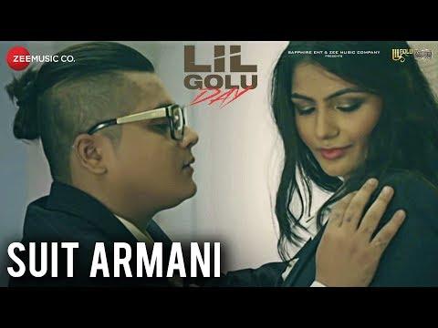 Suit Armani  Lil Golu