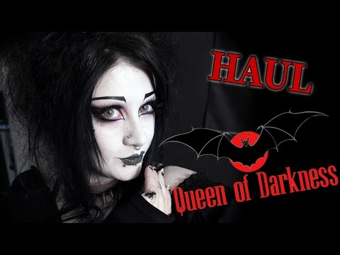 Queen of Darkness Fashion Haul | Black Friday