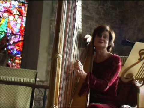 Fields Of Fasseroe by singer harpist Claire Roche