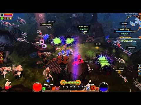 This Insane Torchlight II Mod Adds A New Class, New Regions
