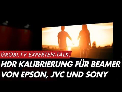 HDR KALIBRIERUNG FÜR BEAMER 🤔 - Eine Erklärung vom Profi   GROBI.TV