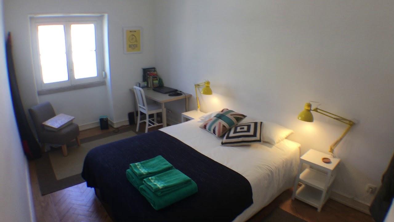 Rooms For Rent In 2 Bedroom Apartment In Arroios Lisbon Ref
