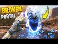 WRAITH PORTALS *BROKE* AFTER UPDATE!! - Best Apex Legends Funny Moments And Gameplay Ep 152