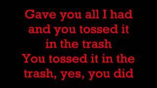 Lyrics Bruno Mars - Grenade