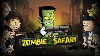 Zombie Safari 2 [Android / iOS / Windows Game]