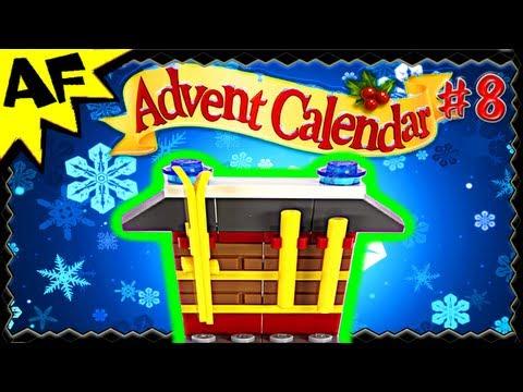 Vidéo LEGO Saisonnier 4428 : Le calendrier de l'Avent LEGO City 2012