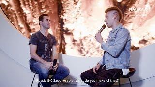 Hyundai X 2018 FIFA World Cup™ㅣFIFA Legend Talk Show - Aleksandr Kerzhakov