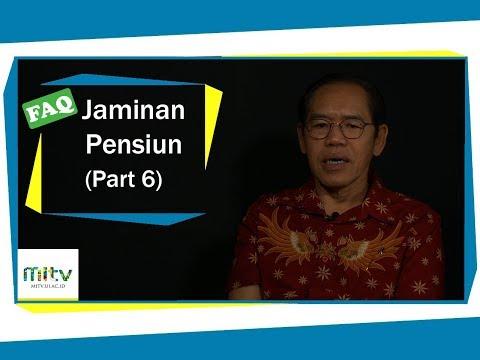 JAMINAN PENSIUN #6: Berapa Iuran Pensiun BPJS Ketenagakerjaan?
