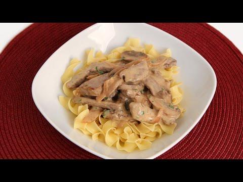 Beef Stroganoff Recipe – Laura Vitale – Laura in the Kitchen Episode 831