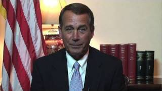 "Boehner: ""Freedom is a Right."" GOP Leader Answers Your Health Care Questions"