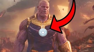 10 Things Most People Ignored in Avengers Infinity War
