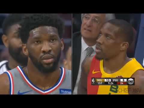 Best NBA fights and ejections of the NBA 2018 - 2019 regular season