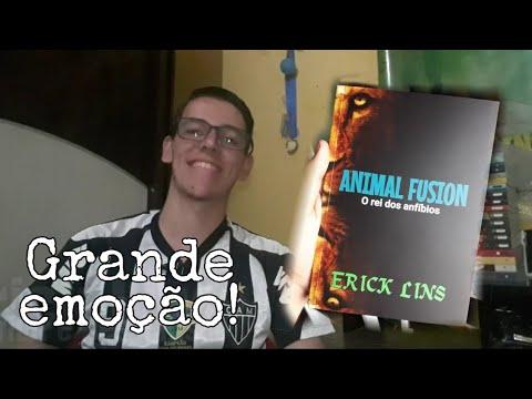 Unboxing O Rei dos Anfíbios | Animal Fusion 2 | Gratidão | Editora Garcia