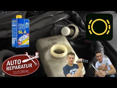 Bremsflüssigkeit wechseln | Bremse entlüften DOT | DIY Tutorial