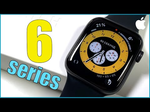 Apple Watch Series 6 обзор. Перешел с Apple watch S3