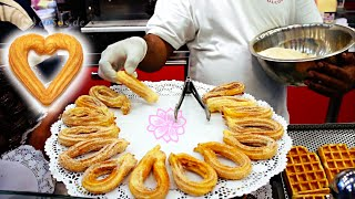 Cooking Churros for Profit.