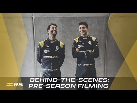 Image: Renault follow-up with their own outtakes video