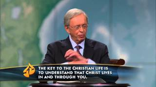 The Key to the Christian Life – Dr. Charles Stanley