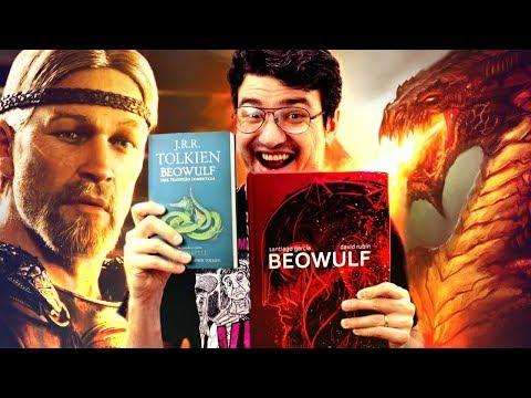 Tudo sobre BEOWULF, o milenar matador de monstros medievais   Pipoca e Nanquim #329
