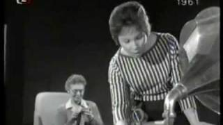 Edita Štaubrtová - Babičko, nauč mě charleston (1961)