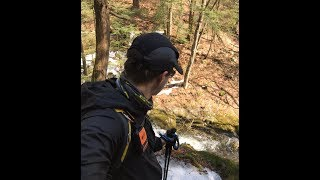 25 Mile Day Hike Allegheny 100 Training: Appalachian Trail