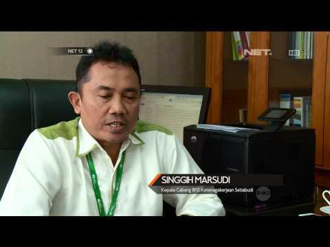 BPJS Ketenagakerjaan dibuat untuk melindungi pekerja di berbagai sektor - NET12
