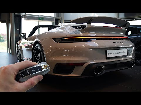 2021 Porsche 911 992 Turbo S (650hp) - Sound & Visual Review!