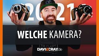 Die 8 BESTEN Einsteiger-Kameras 2021