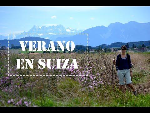 Así es el verano en Suiza - Dos Españoles por el Mundo