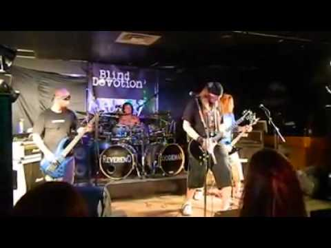 Blind Devotion - Misunderstood/Seek and Destroy live at Four D's