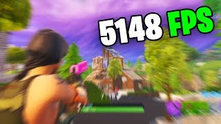 LOWEST 3D Resolution On A SUPERCOMPUTER Fortnite (Sorry NASA)
