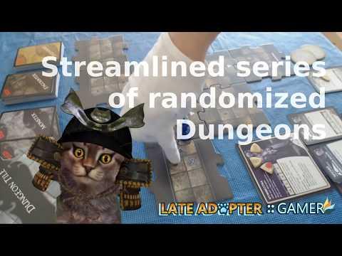 TDLR : D&D Adventure System