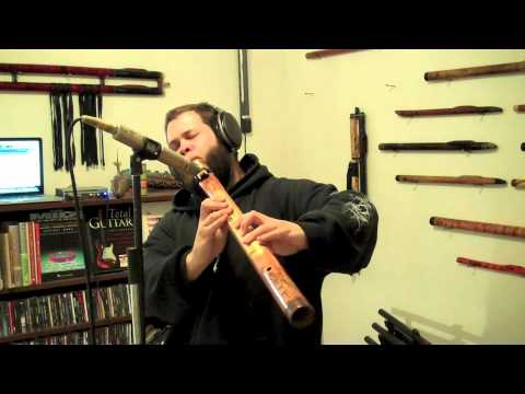 YTBP: Native American Style Flute Audition Video