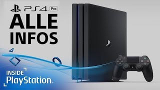 PS4 Pro: Alles, was ihr wissen müsst - 4K, PS VR, HDR & mehr
