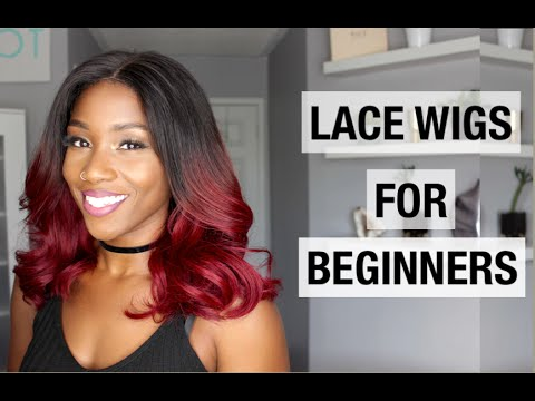 HOW TO WEAR A WIG FOR BEGINNERS WITH MYFIRSTWIG.COM | FALL HAIRSTYLES 2016